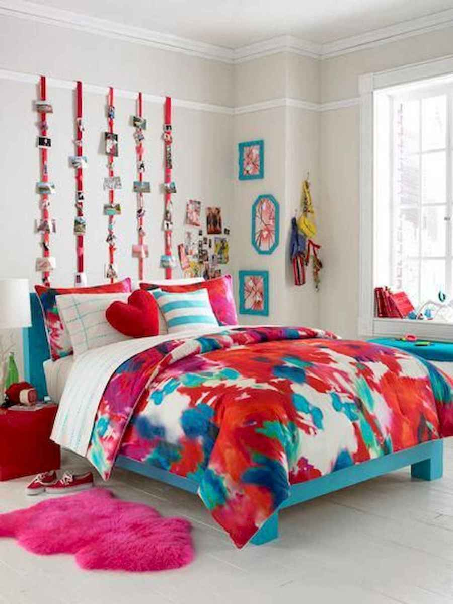 70+ Amazing Colorful Bedroom Decor Ideas And Remodel for Summer Project (61)