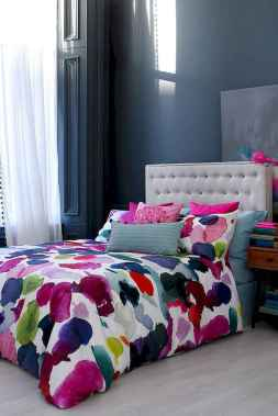 70+ Amazing Colorful Bedroom Decor Ideas And Remodel for Summer Project (64)