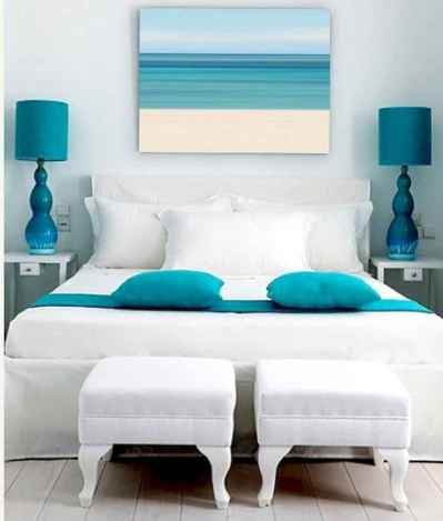 70+ Amazing Colorful Bedroom Decor Ideas And Remodel for Summer Project (69)