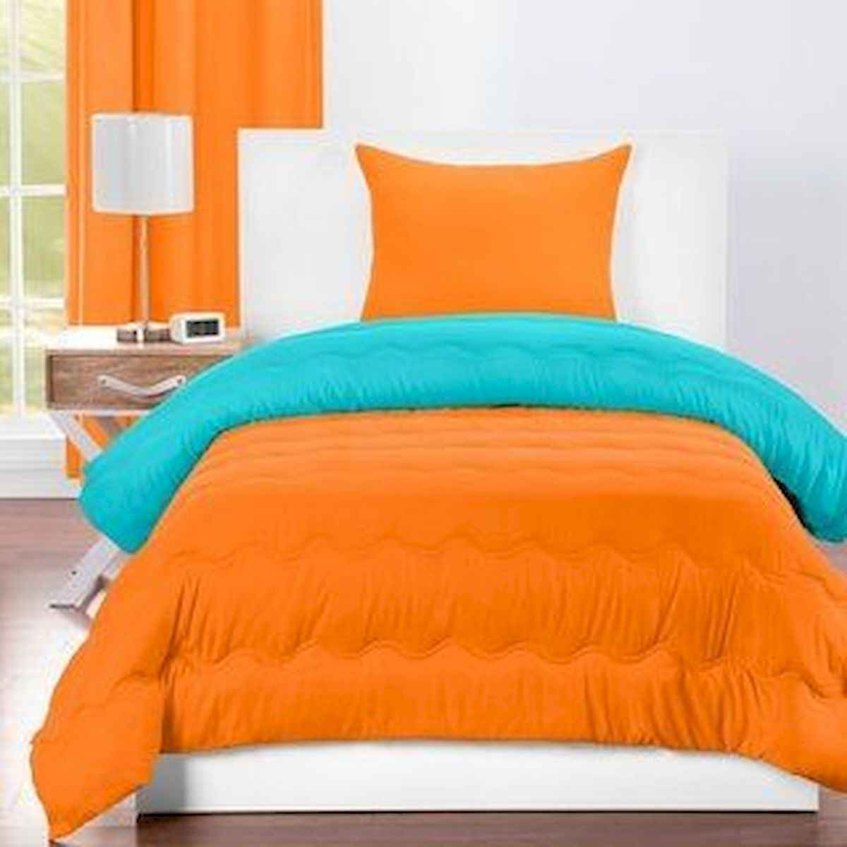 70+ Amazing Colorful Bedroom Decor Ideas And Remodel for Summer Project (7)
