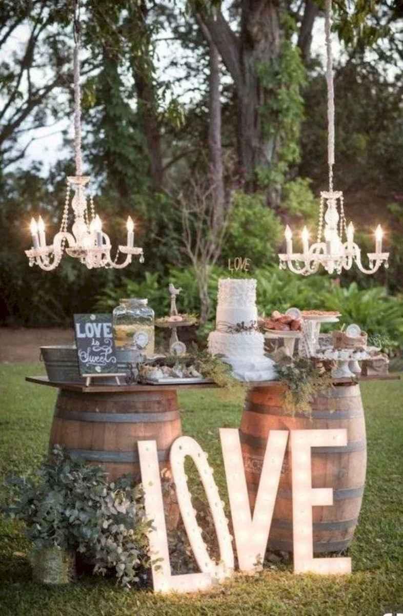 70 Beautiful Outdoor Spring Wedding Ideas (1)