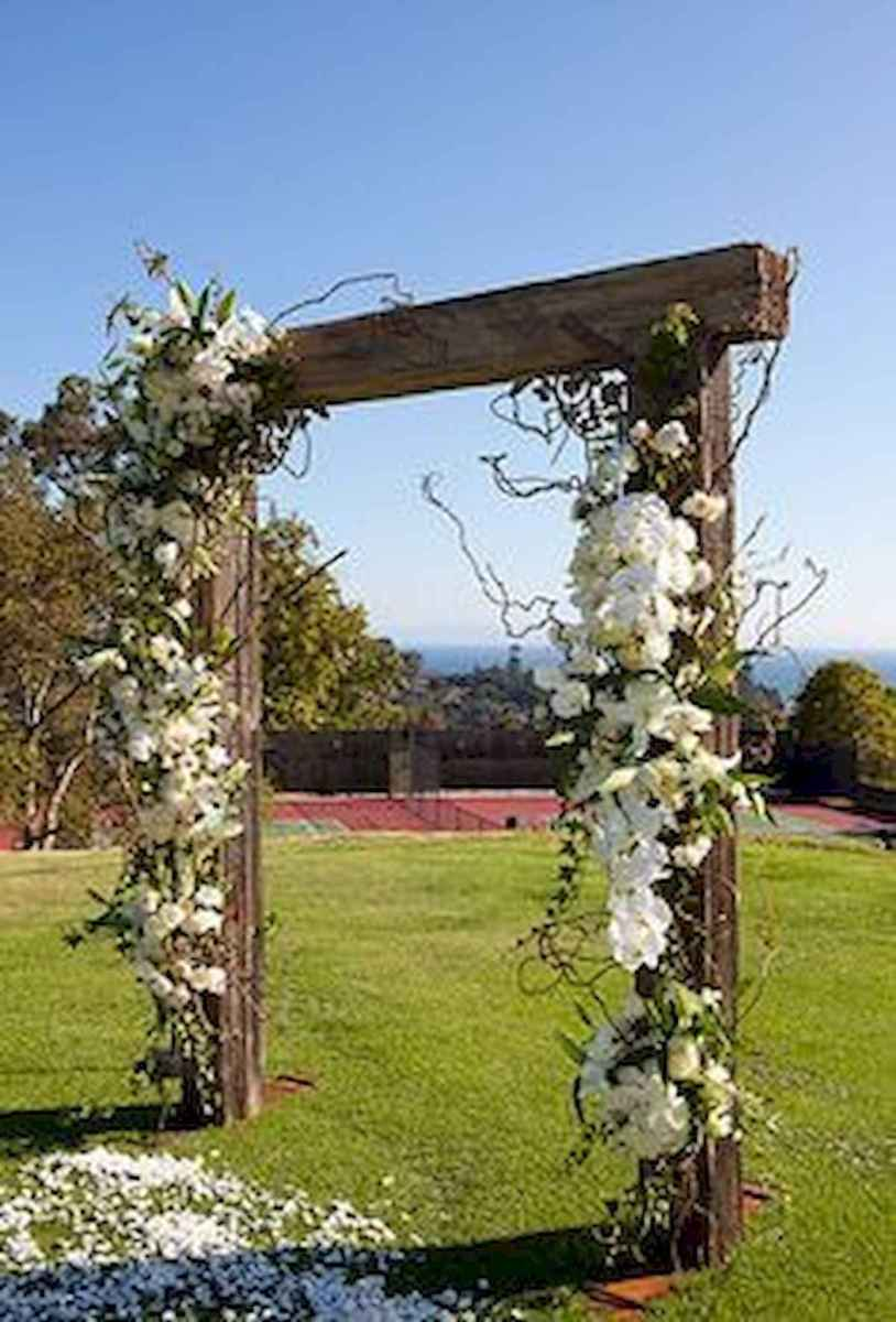 70 Beautiful Outdoor Spring Wedding Ideas (4)