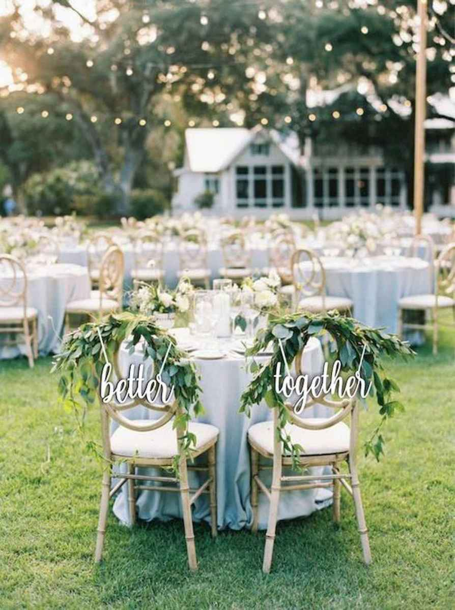 70 Beautiful Outdoor Spring Wedding Ideas (40)
