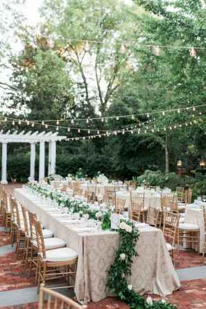 70 Beautiful Outdoor Spring Wedding Ideas (61)