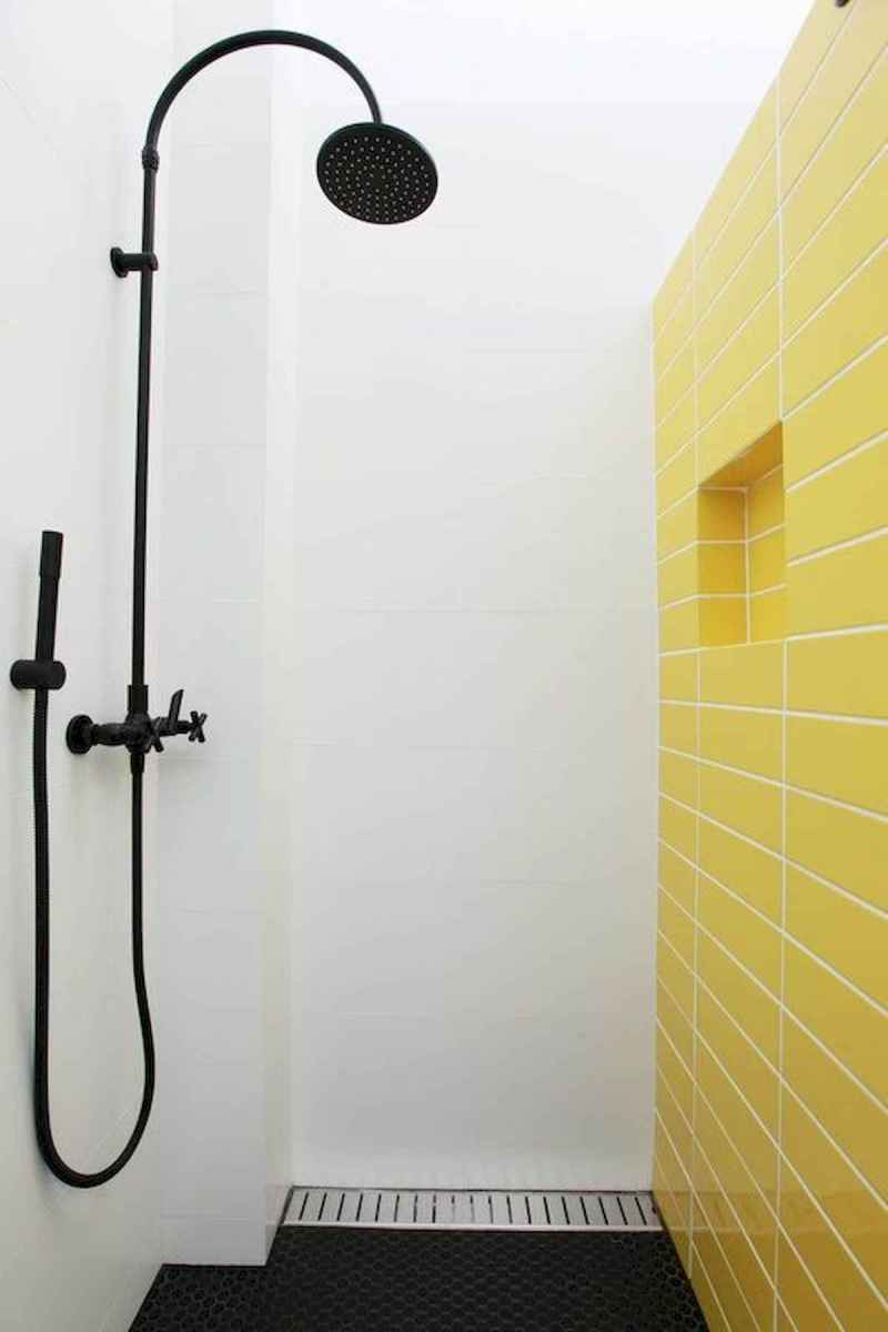 70+ Cool Colorful Bathroom Decor Ideas And Remodel for Summer Project (62)