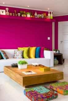 70 Fantastic Summer Living Room Decor Ideas (30)