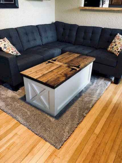 70 Suprising DIY Projects Mini Pallet Coffee Table Design Ideas (14)
