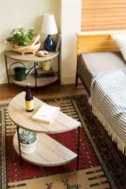 70 Suprising DIY Projects Mini Pallet Coffee Table Design Ideas (26)