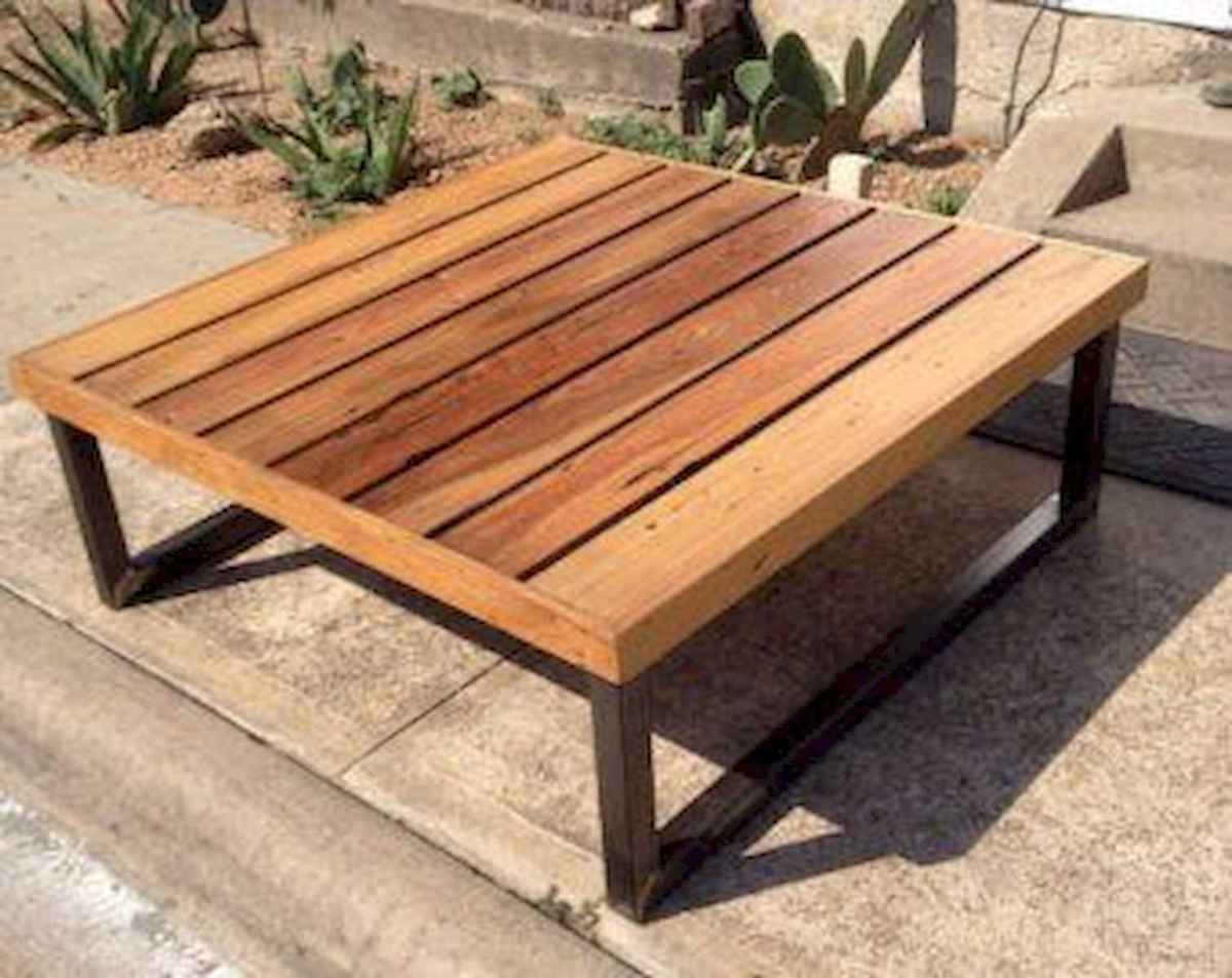 70 Suprising DIY Projects Mini Pallet Coffee Table Design Ideas (41)