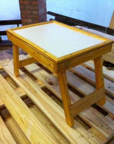 70 Suprising DIY Projects Mini Pallet Coffee Table Design Ideas (5)