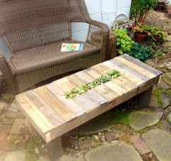 70 Suprising DIY Projects Mini Pallet Coffee Table Design Ideas (52)