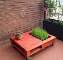70 Suprising DIY Projects Mini Pallet Coffee Table Design Ideas (57)
