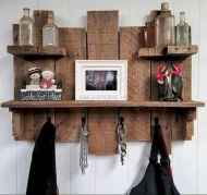 80 Awesome DIY Projects Pallet Racks Design Ideas (21)