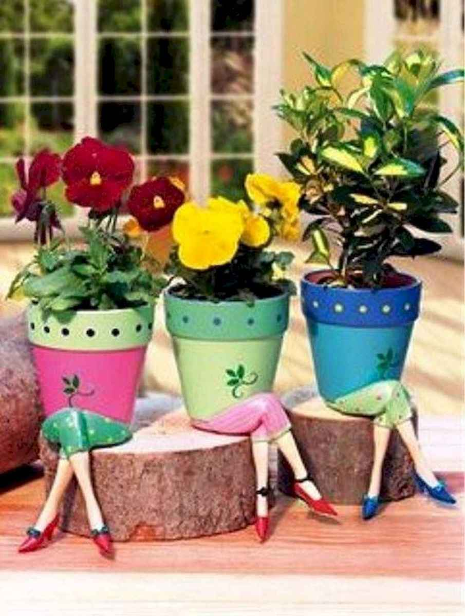 80 Awesome Spring Garden Ideas for Front Yard and Backyard (14)