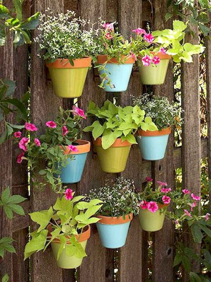 80 Awesome Spring Garden Ideas for Front Yard and Backyard (34)