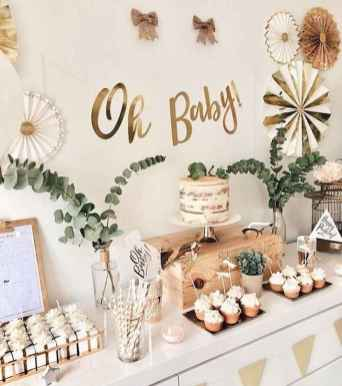 80 Cute Baby Shower Ideas for Girls (58)