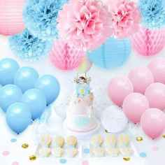 80 Cute Baby Shower Ideas for Girls (66)