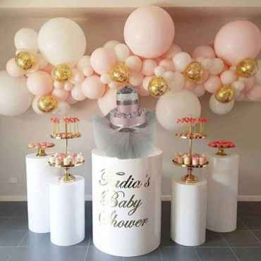 80 Cute Baby Shower Ideas for Girls (75)