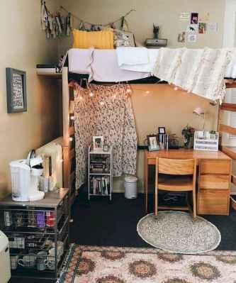 80 Fantastic Small Apartment Bedroom College Design Ideas and Decor (22)