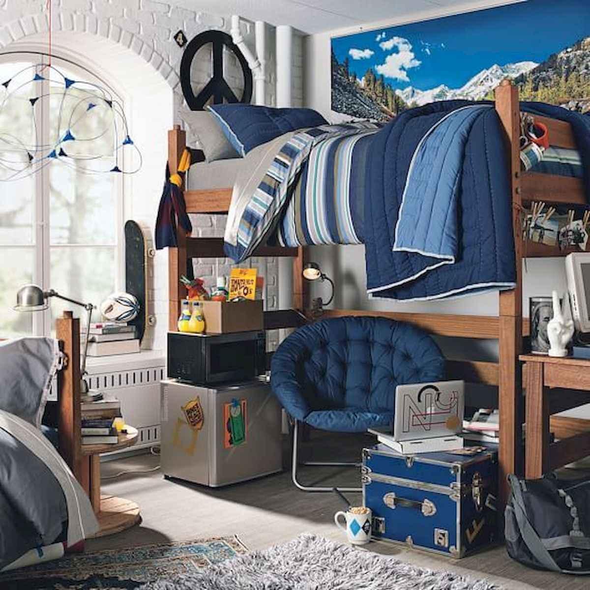 80 Fantastic Small Apartment Bedroom College Design Ideas and Decor (34)