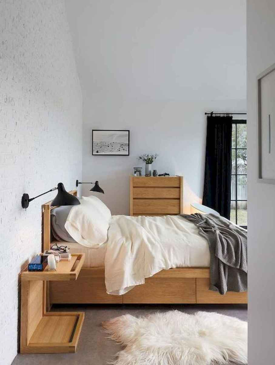 80 Fantastic Small Apartment Bedroom College Design Ideas and Decor (46)