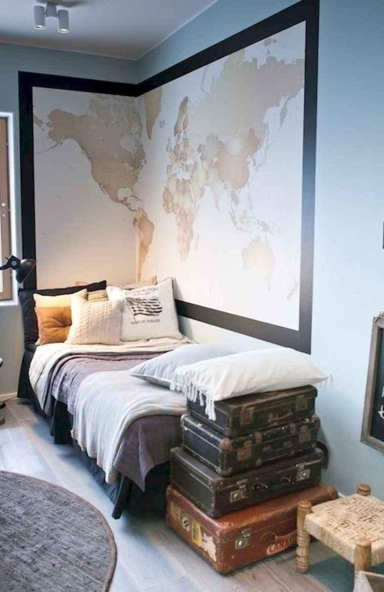 80 Fantastic Small Apartment Bedroom College Design Ideas and Decor (57)