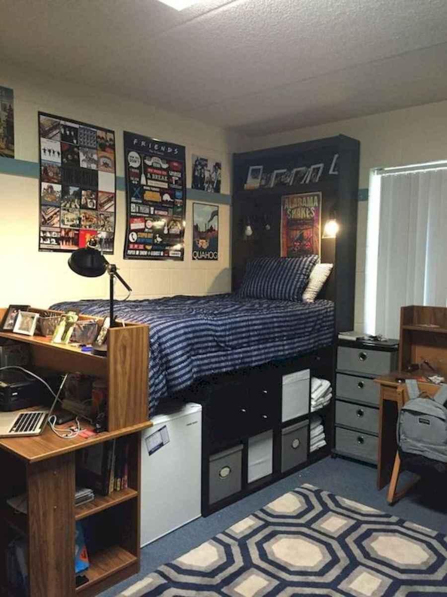 80 Fantastic Small Apartment Bedroom College Design Ideas and Decor (8)