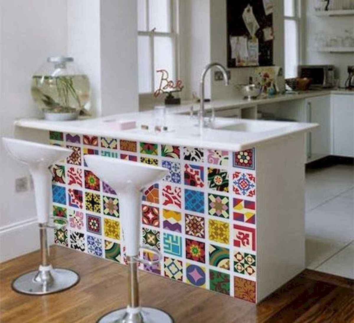 80+ Favorite Colorful Kitchen Decor Ideas And Remodel for Summer Project (1)