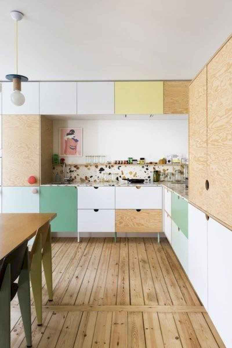 80+ Favorite Colorful Kitchen Decor Ideas And Remodel for Summer Project (26)