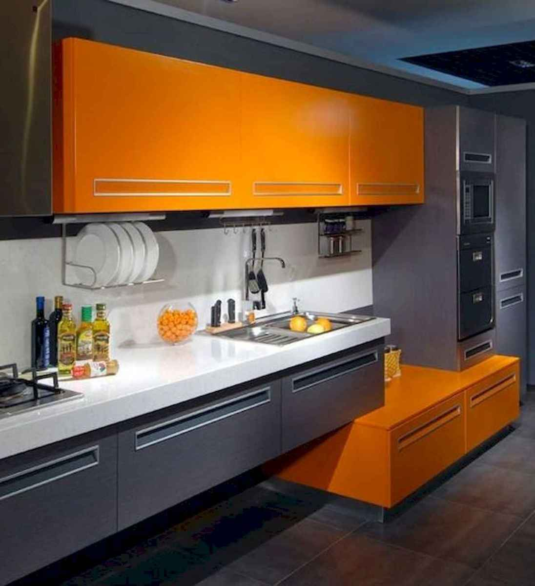 80+ Favorite Colorful Kitchen Decor Ideas And Remodel for Summer Project (4)