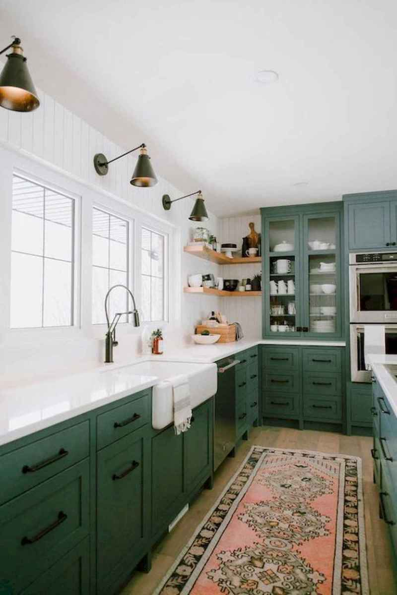 80+ Favorite Colorful Kitchen Decor Ideas And Remodel for Summer Project (78)