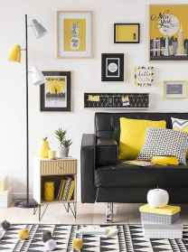 80+ Stunning Colorful Living Room Decor Ideas And Remodel for Summer Project (35)