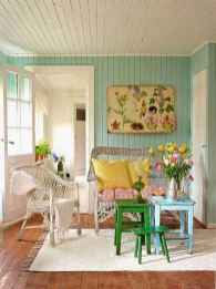 90+ Creative Colorful Apartment Decor Ideas And Remodel for Summer Project (12)