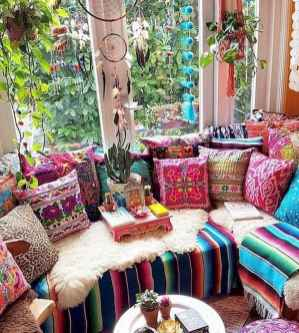 90+ Creative Colorful Apartment Decor Ideas And Remodel for Summer Project (16)