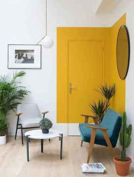 90+ Creative Colorful Apartment Decor Ideas And Remodel for Summer Project (32)