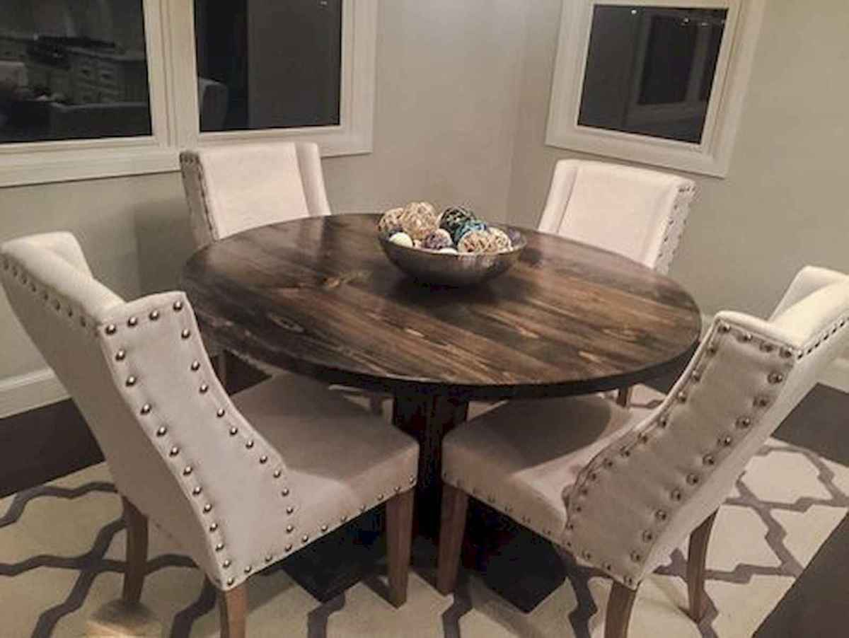 55 Stunning DIY Projects Furniture Tables Dining Rooms Design Ideas (13)
