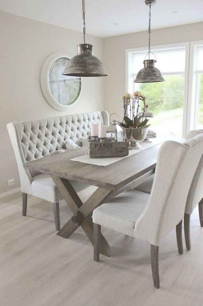 55 Stunning DIY Projects Furniture Tables Dining Rooms Design Ideas (17)