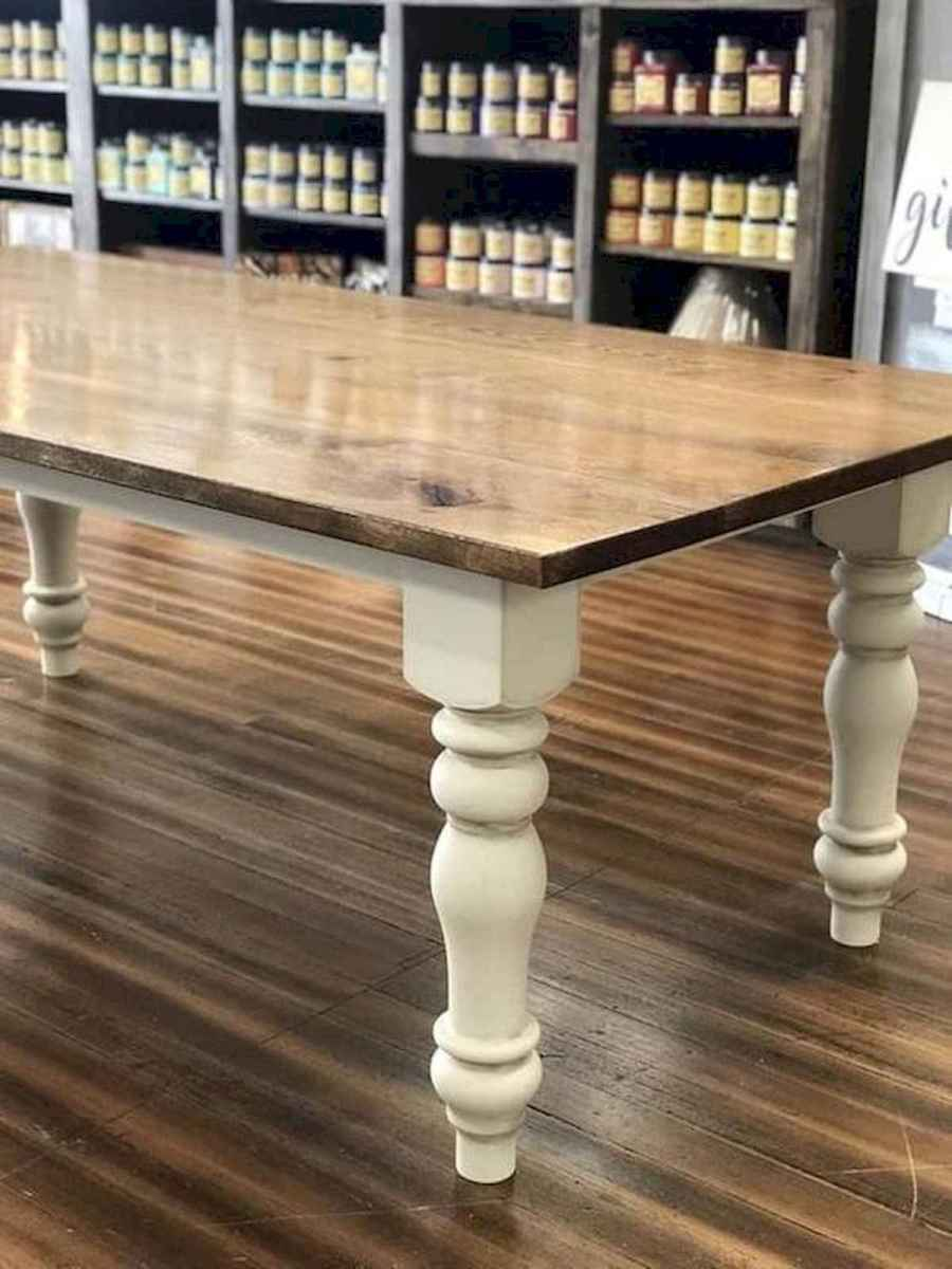 55 Stunning DIY Projects Furniture Tables Dining Rooms Design Ideas (18)