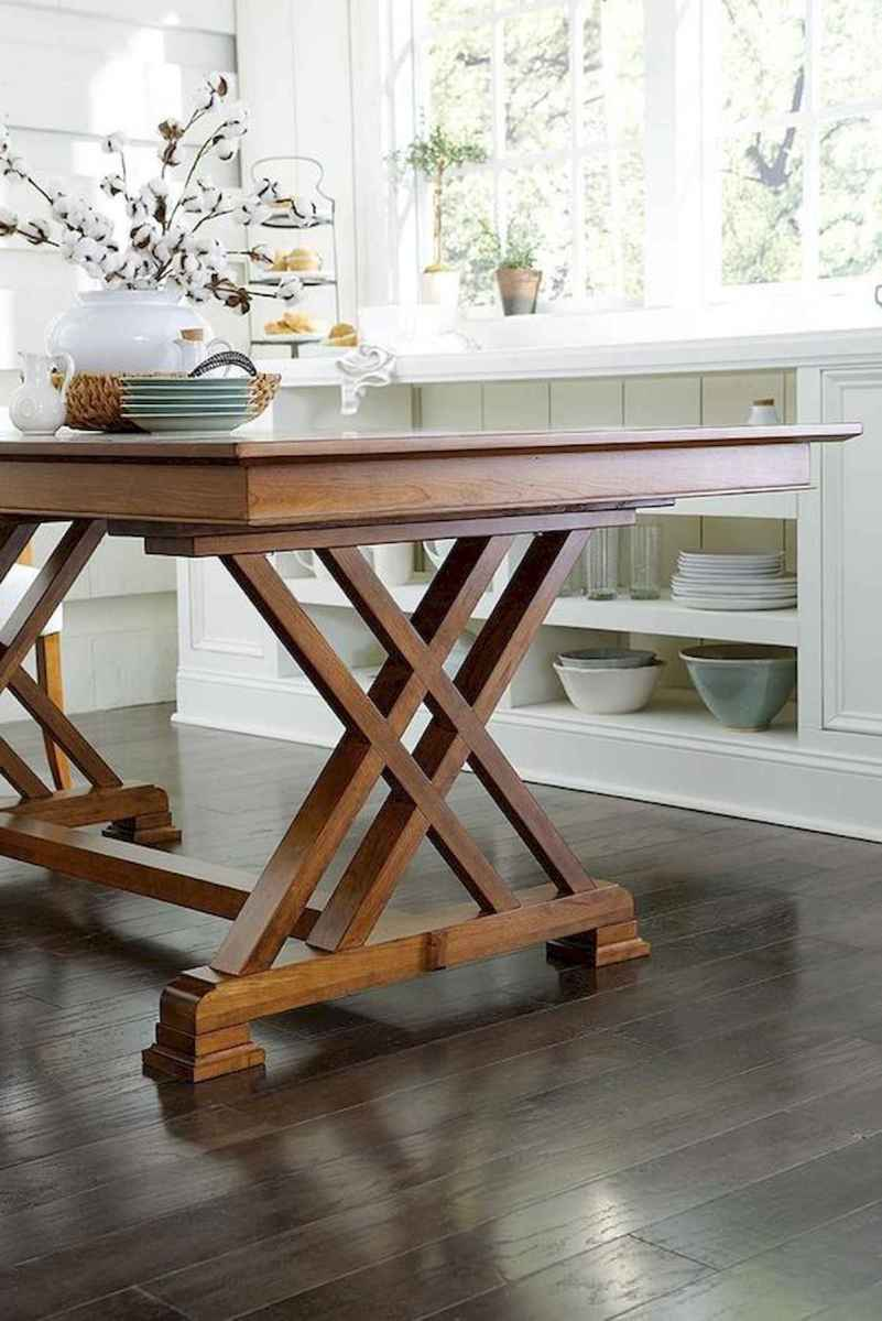 55 Stunning DIY Projects Furniture Tables Dining Rooms Design Ideas (44)