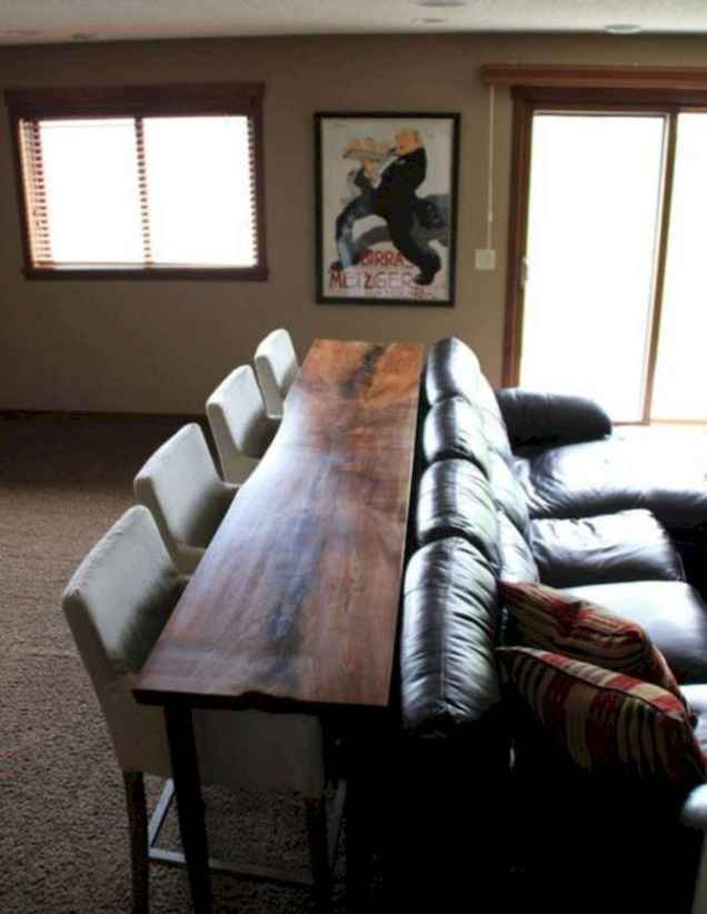 60 Creative DIY Projects Furniture Living Room Table Design Ideas (62)