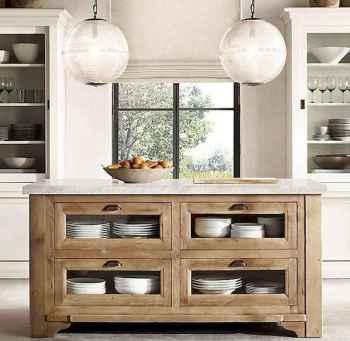 80 Lovely DIY Projects Furniture Kitchen Storage Design Ideas (50)