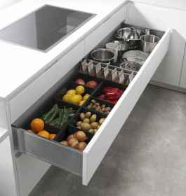 80 Lovely DIY Projects Furniture Kitchen Storage Design Ideas (56)