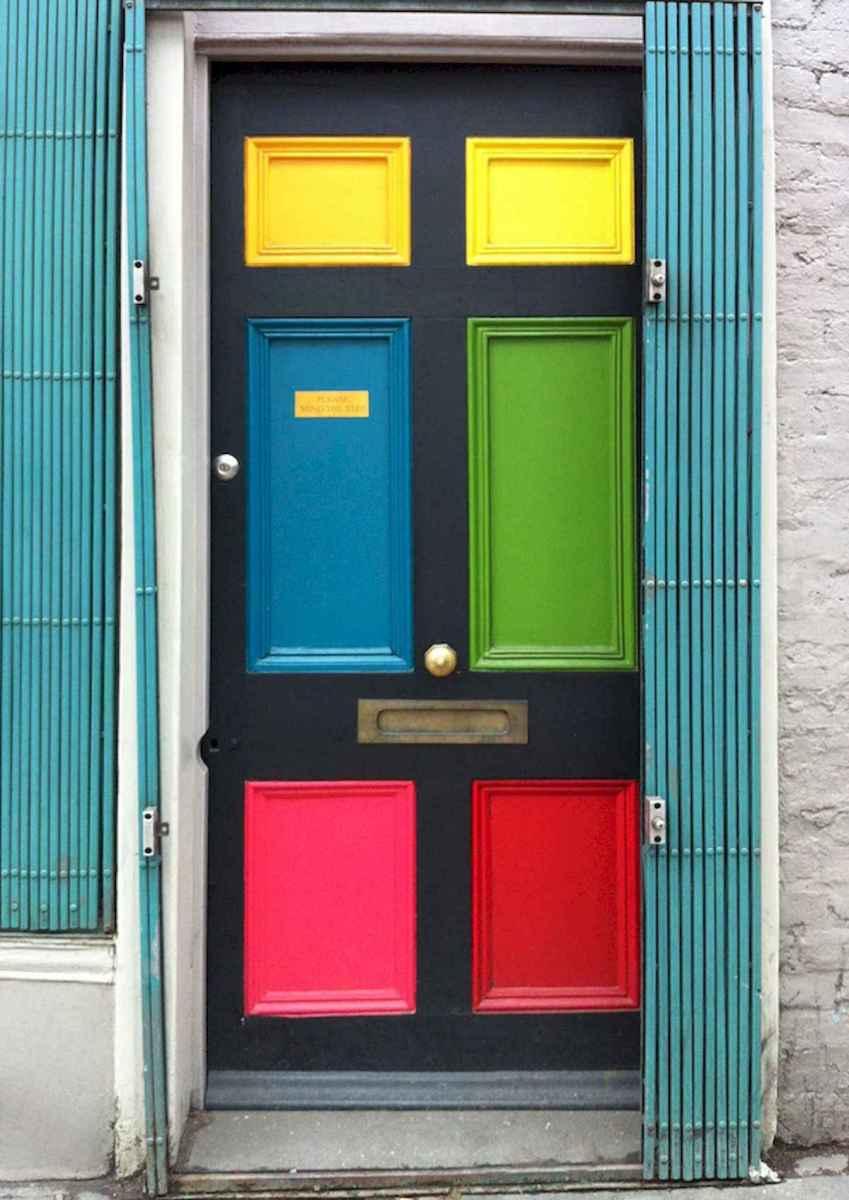 100 Unique Front Doors Colors Design Ideas (11)