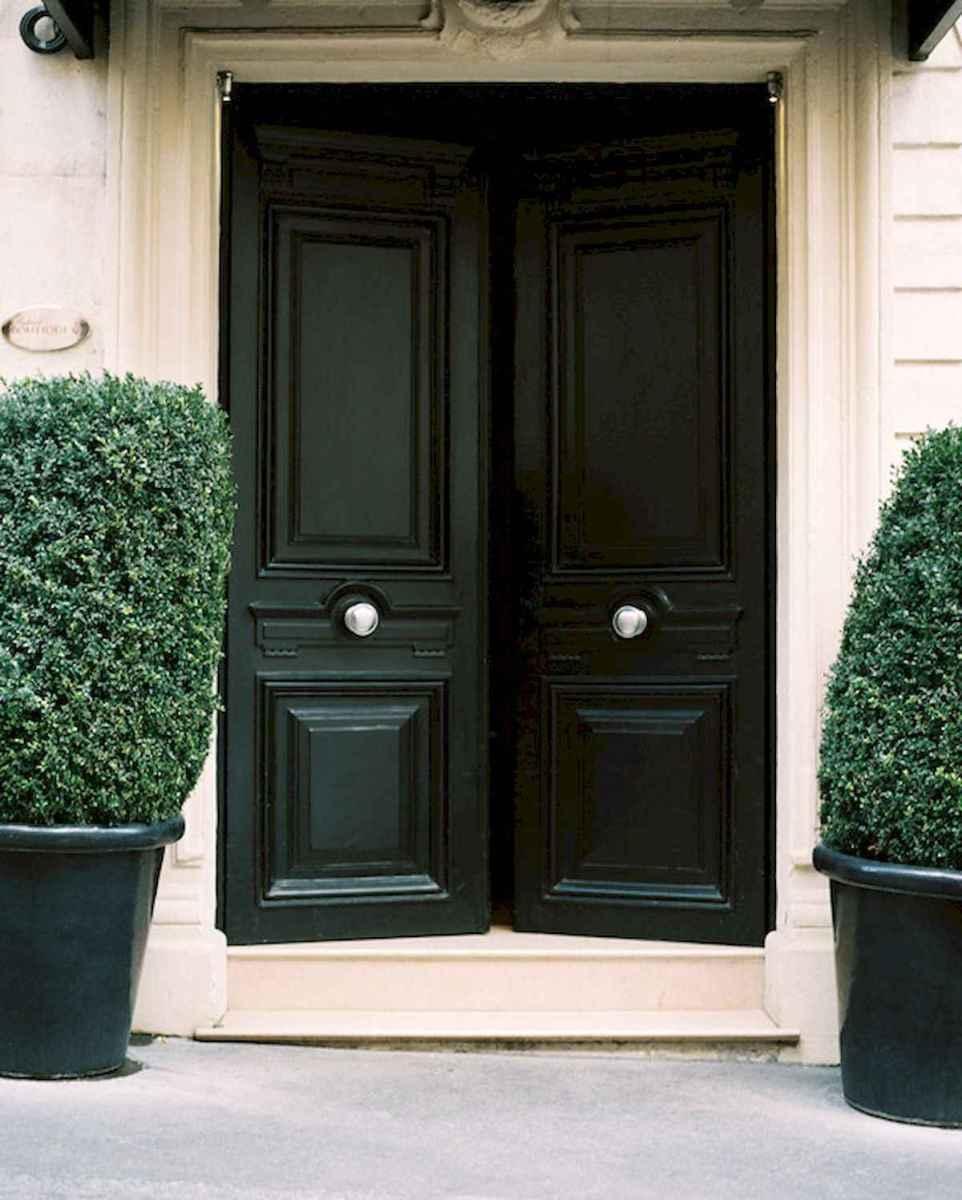 100 Unique Front Doors Colors Design Ideas (12)