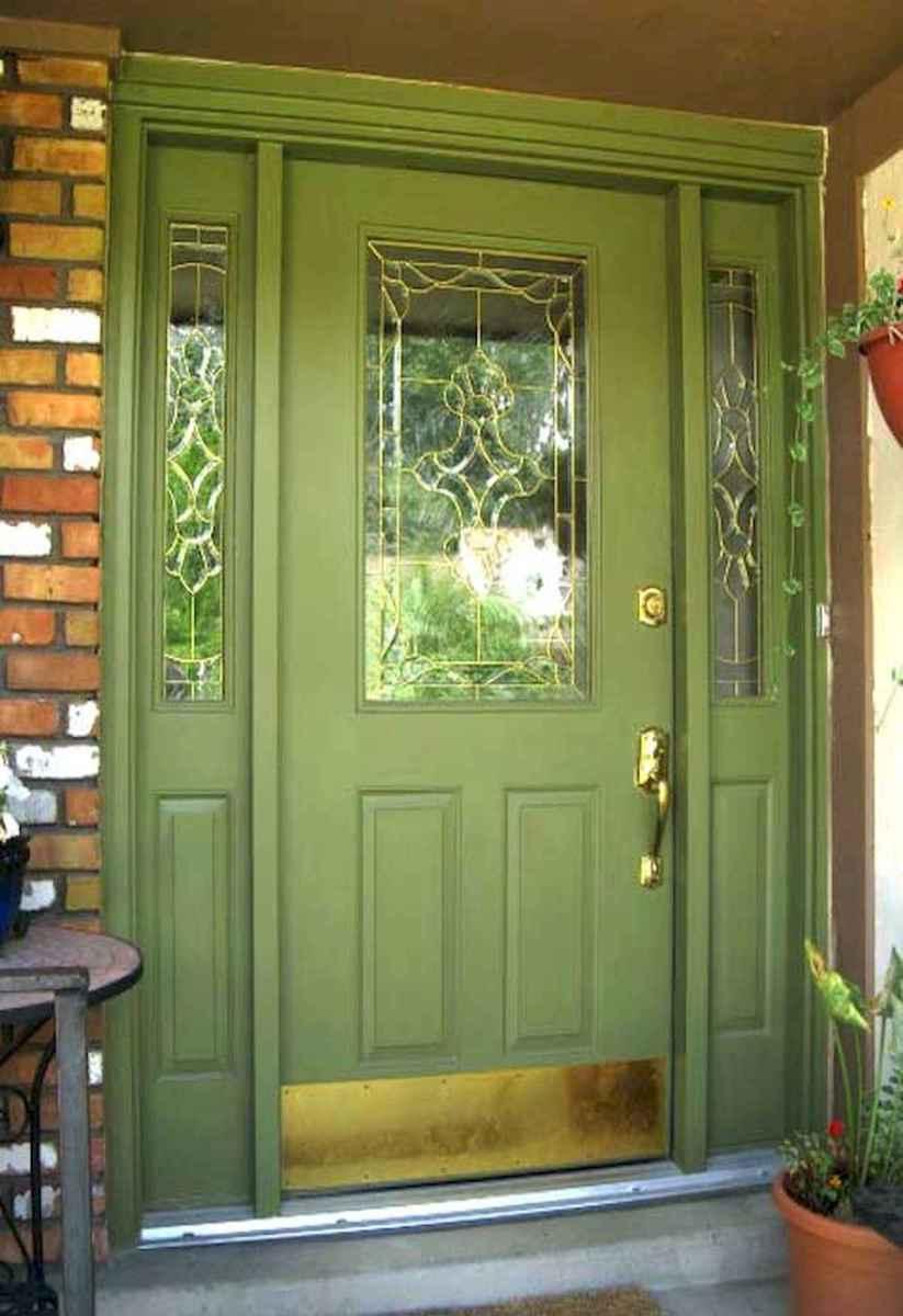 100 Unique Front Doors Colors Design Ideas (15)