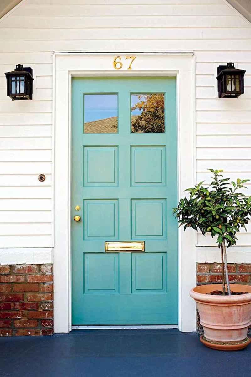 100 Unique Front Doors Colors Design Ideas (16)