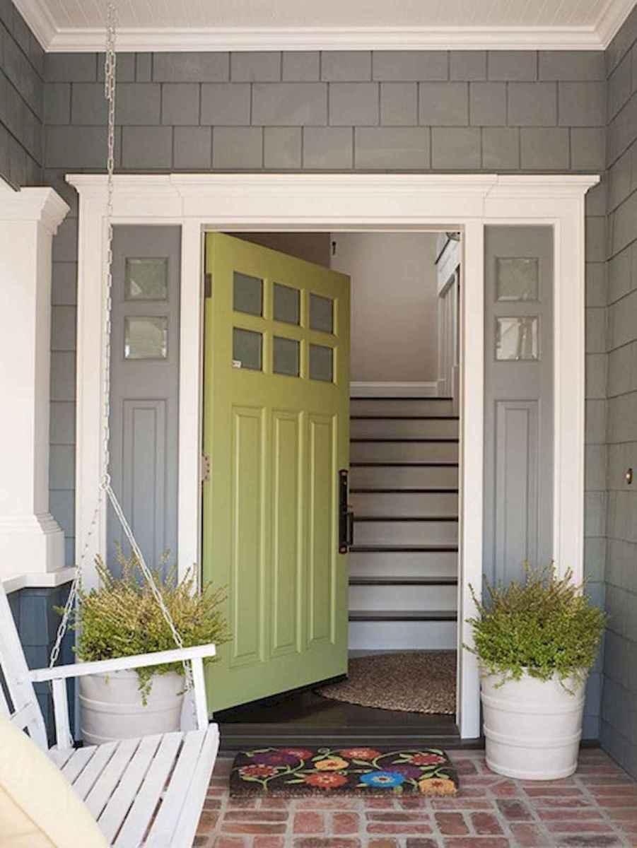 100 Unique Front Doors Colors Design Ideas (22)