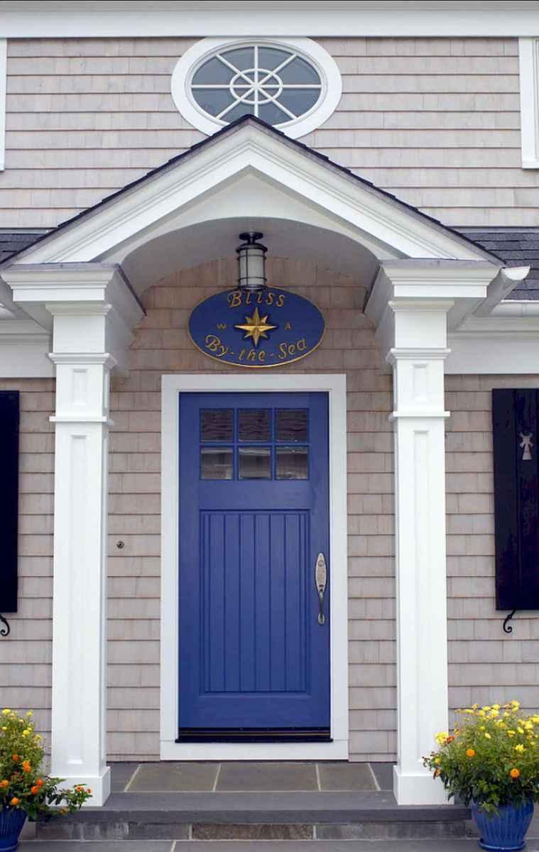 100 Unique Front Doors Colors Design Ideas (27)