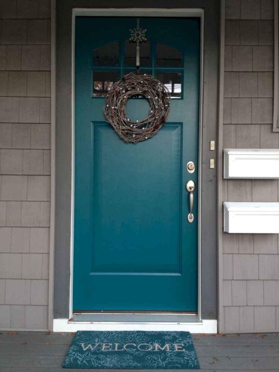 100 Unique Front Doors Colors Design Ideas (4)