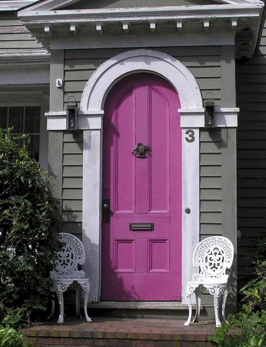 100 Unique Front Doors Colors Design Ideas (6)
